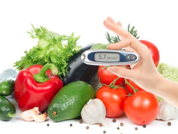 Tjedni jelovnik za dijabetičare – ponedjeljak!